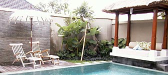 Disini Luxury Spa Villas - Luxury villa at Seminyak