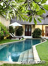 Jimbaran Bay Villas - Luxury villa at Jimbaran