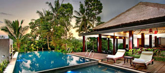 Bali Rich Luxury Villa & Spa Ubud - Luxury villa at Ubud